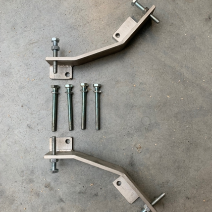 afstandhouder knikarm SJ A818-501